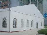 Tente professionnelle de pagoda de tente blanche de mariage de tailles importantes