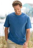 Rapide livrer le T-shirt fait sur commande d'impression de chemise courte