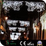 Lumière montée par Pôle extérieure d'éclairage de Noël pour la décoration de rue
