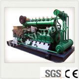 Industrieller Gebrauch niedriges B.t.u.-Gas-Generator-Set 200kw