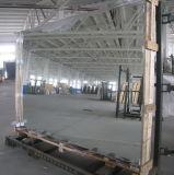 Gli specchi principali dell'argento del fornitore, anneriscono il prezzo di fabbrica di vetro verniciato