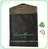 Embleem van Customerized drukte de Niet-geweven Verpakkende Zak van het Kostuum af