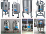De chemische Medische Farmaceutische Tank van het Voedsel van de Rang van de Opslag van ISO