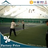 Temporary modificado para requisitos particulares Sport Canopy Tennis Curved Tent con Durable Aluminium