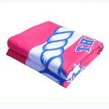 Microfiber 복숭아 판매를 위한 민감하는 인쇄된 스웨드 수건