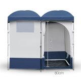 Piscina Portable Camping pop up Praia Privacidade Duplo WC com duche Vestiário tenda