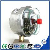 حارّ فراغ صدمة برهان كهربائيّة إتصال ضغطة مقياس مع فولاذ