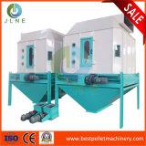Máquina de enfriamiento de la contracorriente del refrigerador de la alimentación de los pescados de la máquina del refrigerador de la pelotilla