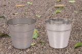 Godet en acier inoxydable Export qualité Water Flower