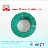 Fil électrique isolé par PVC du câblage 300/500V Rvv de Chambre