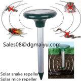 Змейка солнечного ультразвукового Repeller бича напольные/Repeller мышей