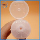 Tubo cosmetico di imballaggio di plastica del contenitore delle estetiche di buona qualità