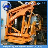 De hydraulische Injectie die van het Blad Machine opstapelen