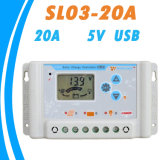 30A 36V/48V/60V Li Battery+Light Steuersolarcontroller SL03-4830A