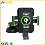 過電圧の保護緑色の無線車の充電器