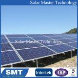 채널 강철 최신 복각 직류 전기를 통한 태양 설치