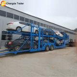 2 Eixos 3 eixos de transporte de automóveis semi reboque para o SUV