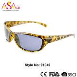 Sport Brand Designer Polarized Men Óculos de sol para pesca (91049)