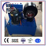 Máquina que prensa del manguito de la máquina del manguito que encurva del manguito manual portable del arrugador 6mm-51m m