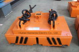 Серия типа поднимаясь электромагнита температуры MW25 нормального для круглой и стальной трубы