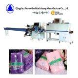 Swf590 imbottiglia la macchina automatica di imballaggio con involucro termocontrattile