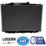 ホンダAccier OEM19010-R74-901 Dpi2989のための自動アルミニウムラジエーター