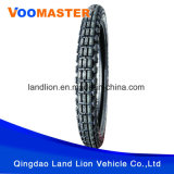 La Plaza de larga distancia de la banda de rodadura del neumático Moto 2.75-17, 3.00-17, 3.00-18