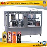 Автоматическая газированных напитков может упаковочные машины