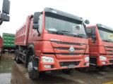 Vrachtwagen van Kipwagen 6 X 4 van de Kipper van Sinotruk HOWO de Zware 290HP