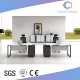 Modern Furniture Straight Shape Office Counts with Metal Legacy (CAS-MD18A12)