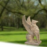 Escultura de la estatua del grifo, escultura animal