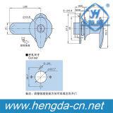 Gabinete de metal de liga de zinco T Handle Cam Lock