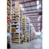 Rack industrial, trabajo mediano de acero de gran luz