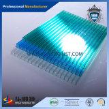 10 Jahre Guarteen Polycarbonat-Blatt-für Sun-Dach-Schutz