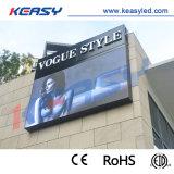 L'alta luminosità parete esterna variopinta di P 16 LED della video & impermeabilizza