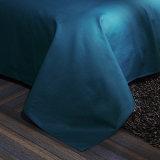 가정 직물 공단 실크 침대 시트 위안자 덮개 침구 세트