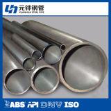 Tubo de acero y tubo de carbón