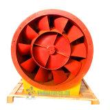 Большой осевой вентилятор для горнодобывающей промышленности/туннеля проекта