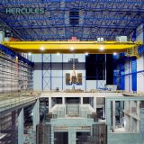 Верхние направляющие 30 тонн Рабочий принцип мостового крана