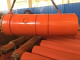 Pipe hydraulique mettant sur cric la machine 600mm
