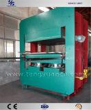 2000tonnes grand type de trame de la vulcanisation du caoutchouc de type presse avec le rendement de travail de qualité supérieure