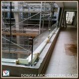 Aangemaakt Glas voor Goedgekeurd Ce van het Glas van de Balustrade/van de Omheining/van het Traliewerk/van het Dak