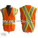 En471 куртка/тельняшка безопасности типа 2 отражательные