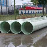 2018新しいガラス繊維の進む管FRPの巻上げの管
