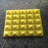 Mousse acoustique, mousse d'isolation de pyramide d'unité centrale, panneaux de mousse acoustique