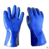Химическая устойчивость промышленного для тяжелого режима работы резиновые перчатки из латекса для очистки