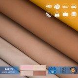 Sheepskin ecológica, los cueros de PVC de cuero artificial