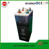 48V 500Ah Nickel Fer Batteries pour batterie de stockage de l'énergie solaire