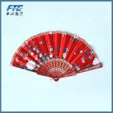 Partito piegante operato del ventilatore della mano dell'annata cinese per il regalo delle donne