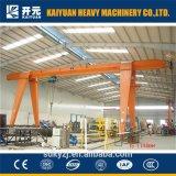 De elektrische Kraan van de Brug van het Type MH van Hijstoestel met de Capaciteit van 1 Ton